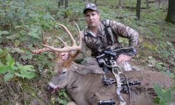 Bowhunting Deer: TACTACAM BIG BUCK